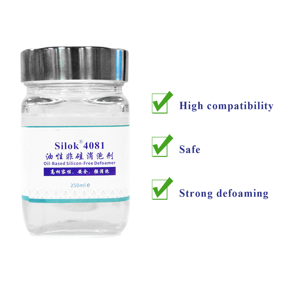 Oil-Based Silicon-Free Defoamer