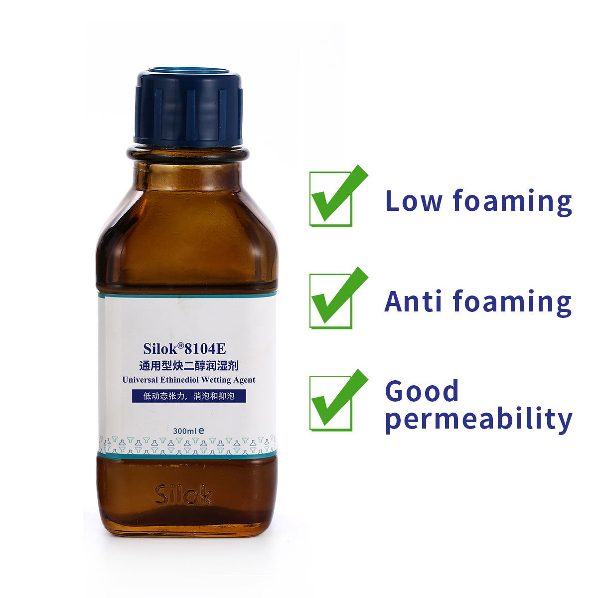 Alkynol alcohol Wetting Agent